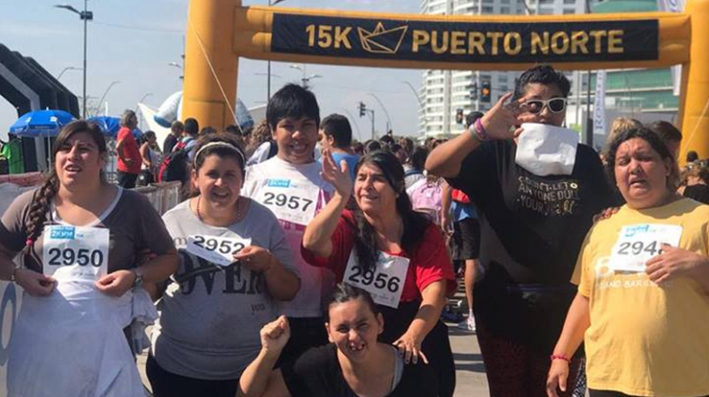 Inclusión social (Maratón Puerto Norte)